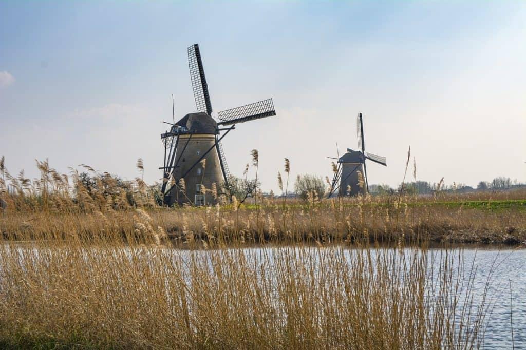 holland, mill, windmill